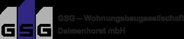 GSG – Wohnungsbaugesellschaft Delmenhorst mbH Logo